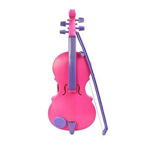 atdoshop pink kinder magische musik geige kinder musikinstrument funny gift spielzeug für kinder