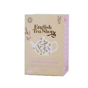 Top english tea shop calming blend bio 20 teebeutel