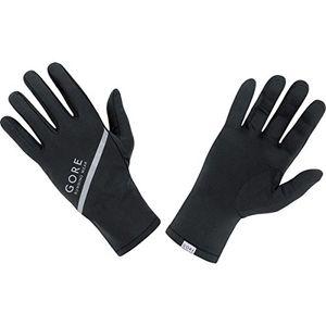 deals for - gore running wear herren lauf handschuhe super leicht gore selected fabrics essential light gloves größe 9 schwarz gesslm