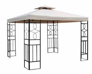 deals for - ersatzdach für metall pavillon 297x297 mit kamin 82x82cm