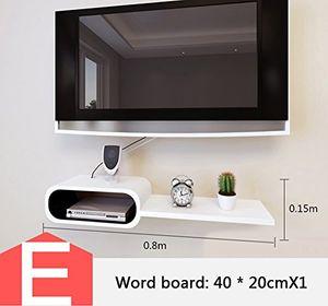 Angebote für -aluk tv schrank set top box regale regale wand boxen wohnzimmer wand hintergrund schlafzimmer wand trennwände stil e