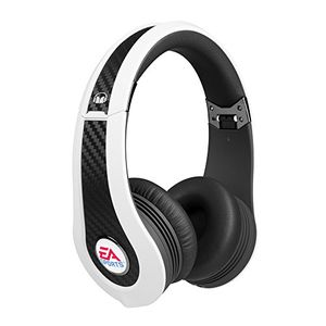 Hot monster mvp carbon by ea sports onear gaming headset ps3 xbox 360 wii pc weiß