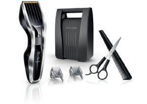 Comprar Philips HAIRCLIPPER Series 7000 HC7450/80 Recargable cortadora de pelo y maquinilla - Afeitadora (Titanio, 2,3 cm, 0,5 mm, 4,1 cm, 2 año(s), 120 min) con el envío libre