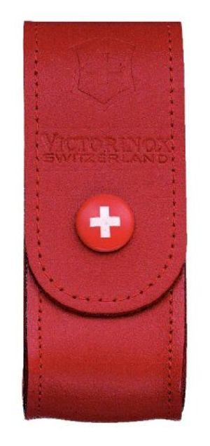 Hot victorinox zubehör gürteletui leder rot 405201