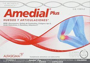 AMEDIAL PLUS 5 G 20 SOBRES comparación
