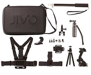 Hot jivo ji 1850 go gear universal action kamera zubehör set