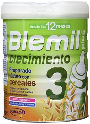 Inicio Blemil Plus Leche con Cereales - 800 gr guía del comprador