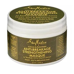 ofertas para - sheamoisture 764302210184 mascarilla para el pelo mascarillas para el cabello unisex water cetyl alcohol cocos nucifera coconut oil behentrimonium methosulfate glycerin vegetable section clean wet hair apply generously use a wide tooth comb to distribute evenly from root to e