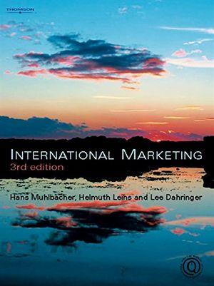Angebote für -international marketing a global perspective