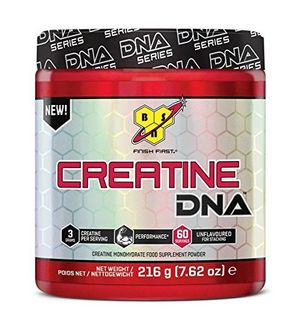 Review for bsn dna creatine 1 x 216 g