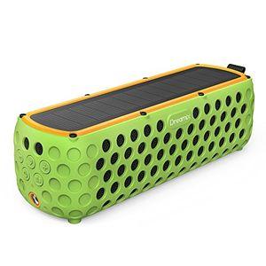 Angebote für -solar bluetooth lautsprecher dreamix außen bloototh stereo kabellos tragbare musikbox 30 stunden spielzeit ip65 wasserdicht mit eingebauten mikrofon mobiler soundbox für handy pc iphone samsung grün