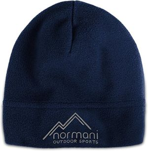 deals for - trendige winter skimütze aus mikrofleece farbe navy