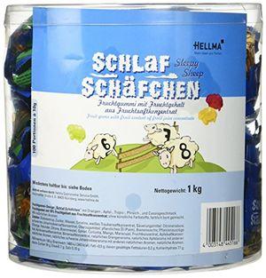 deals for - hellma schlaf schäfchen 100stk 1er pack 1 x 1000 g