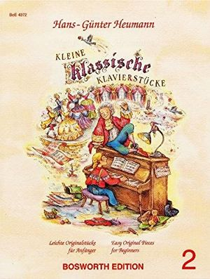 Angebote für -kleine klassische klavierstücke band 2