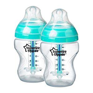 Buy Tommee Tippee Closer to Nature - Biberón anticólico, 260 ml (pack de 2), 0 meses ofertas especiales