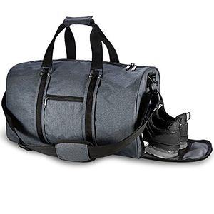 Angebote für -lofter elegante sporttasche 38l reisetasche mit schultergurt fitnesstasche trainingstasche große kapazität handgepäck tasche weekender für sport reisen etc