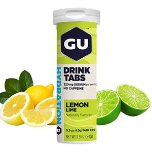 ofertas para - gu energy pastillas disolventes de electrolitos con lima limón 96 unidades
