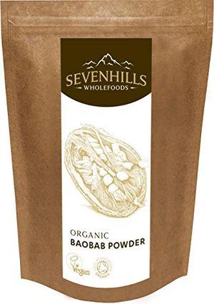 Comprar Sevenhills Wholefoods Baobab En Polvo Orgánico 1kg Mejor oferta
