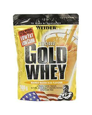 Barato Weider Gold Whey Mango Granadilla - 500 gr Guía