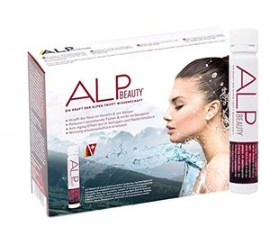 Cheap ALP BEAUTY, Suplemento antiedad líquido, 14x25 ml Mejor oferta