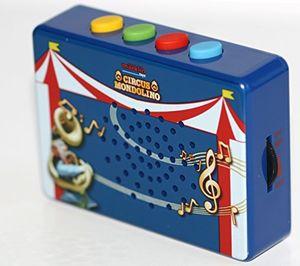 deals for - märklin musikbox aus circus mondolino ergänzungsset 78096 zirkusmusik