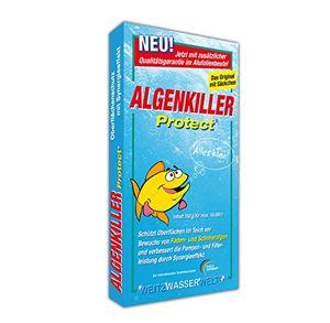 algenkiller protect 150 g für bis zu 10000 liter wasserpflege für garten und schwimmteiche