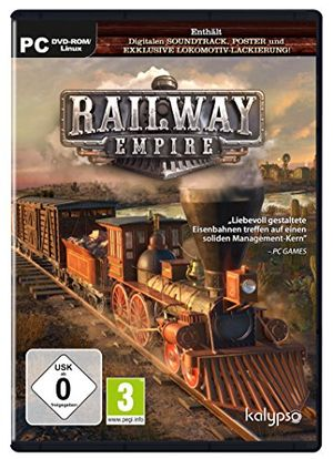 Buy railway empire pc