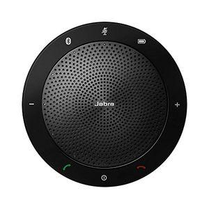 Top jabra speak 510 bluetooth freisprecheinrichtung mobile konferenzlösung für skype und andere voip kommunikation einfach mit dem pc laptop oder smartphone verbinden und gespräche führen schwarz