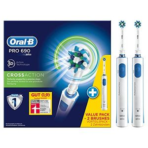 ofertas para - oral b pro 690 cepillo dental oscilante azul color blanco cepillo de dientes eléctrico batería