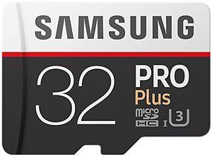 deals for - samsung pro plus micro sdhc 32gb bis zu 100mbs class 10 u3 speicherkarte inkl sd adapter amazon frustfreie verpackung