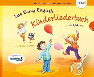 Buy das early english kinderliederbuch ting ab 4 jahren