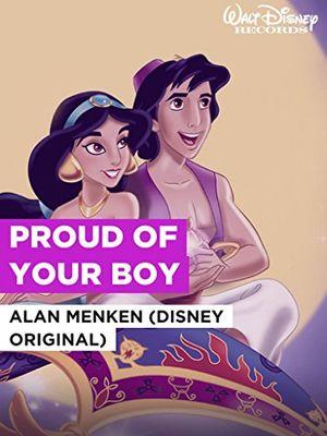 deals for - proud of your boy im stil von alan menken disney original
