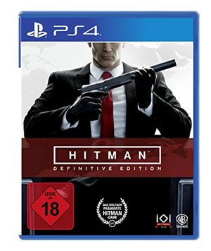 hitman definitive edition playstation 4