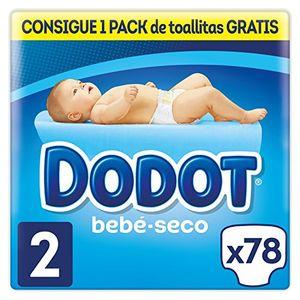 Review for Dodot - Pañales con Canales de Aire Bebé-Seco, Talla 2, para Bebes de 3-6 kg - 78 Pañales guía del comprador