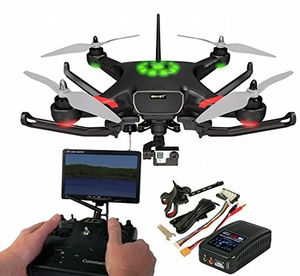 Angebote für -thunder tiger ghost quadrocopter rtf fpv factory team komplett montiert setup inkl 3d gimbal ready für gopro