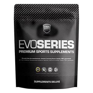 Buy HSN Sports Evo BCAA`S Glutamina y Aminoácidos Ramificados, Sabor de Cola - 840 gr Con Descuento