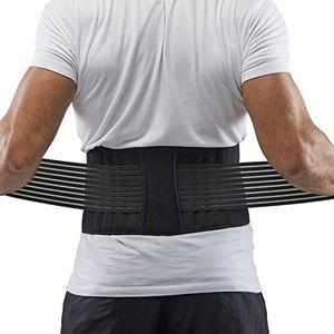 Review for Supportiback Cinturón lumbar para terapia de postura – cinturón de apoyo de la parte baja de la espalda – con paneles de malla lavables, ajustable, correas antideslizantes – ligero y bajo guía del comprador