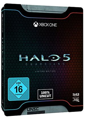 Buy halo 5 guardians limited edition xbox one