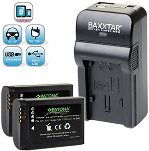 photos of Baxxtar RAZER 600 II Ladegerät 5 In 1 + 2x Patona Premium Qualitätsakku Für    Samsung BP1900    Passend Zu Samsung NX1 (mit USB Ausgang Für Kaufen   model Photography