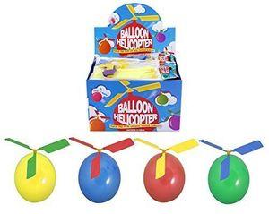 12 x ballon hubschrauber partytüte füller
