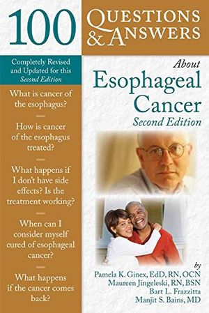 Buy 100 questions answers about esophageal cancer