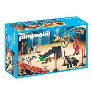 playmobil 9048 roncalli zirkus circus hundedressur