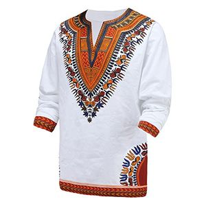 deals for - dashiki männer hemd afrikanischen hippie vintage frauen oben haute der bluse