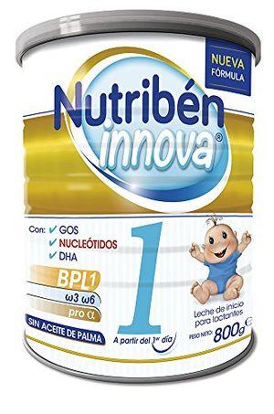 Calientes Nutribén Innova 1 Leche - 800 gr opinión