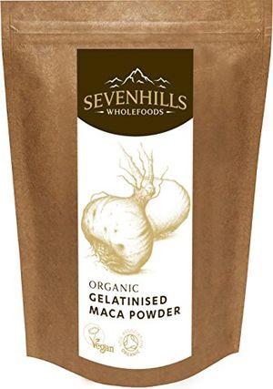Top Sevenhills Wholefoods Maca Gelatinizada En Polvo Orgánico 1kg día Ventajas Desventajas Padres