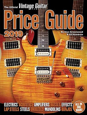Cheap the official vintage guitar magazine price guide 2019