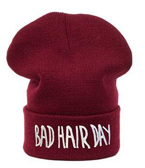 elegance parisienne mütze rot haube wintermütze strickmütze