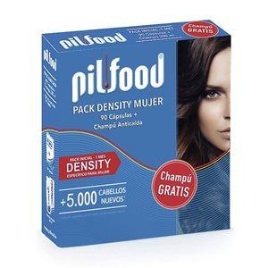 Pildood Pack density mujer 90cap + champú Mejor compra