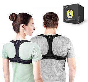 Angebote für -modetro sports geradehalter zur haltungskorrektur inkl ebook für eine gesunde haltung ideal zur therapie für haltungsbedingte nacken rücken und schulterschmerzen
