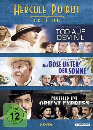 Buy hercule poirot editiontod auf dem nil das böse unter der sonne mord im orient express 3 dvds